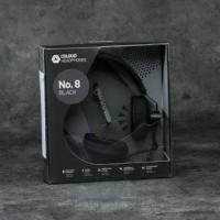 Coloud Headphones No 8 Black Original / Hitam Earphone Headphone