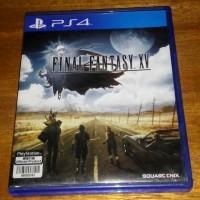 Jual Kaset BD PS4 Original GAME Final Fantasy XV Murah