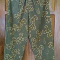 Celana panjang kulot batik lawasan batik lawas khas jogja
