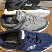 Model Baru Sepatu Import cowo Ori Men's SKECHERS type Matrixx-Kingdon