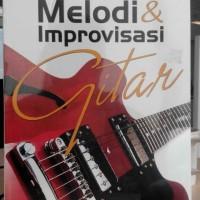 Buku teknik tercepat belajar melodi improvisasi Gitar
