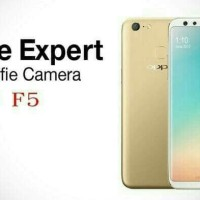 NEW HP OPPO F5 youth 3/32 GB - GARANSI RESMI-Black ,Gold