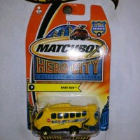 Matchbox Hero City Bass Bus