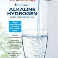 Hexagon Alkaline & Hydrogen Water Filter