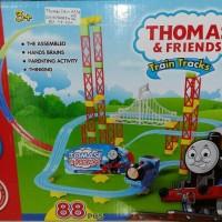 Mainan Kereta Thomas set