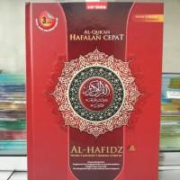 Alquran Hafalan Al-Hafidz Tajwid Warna ukA5, Al-Quran Alhafidz Cordoba