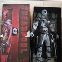 Jual Crazy toys Deadpool X weapon series Murah