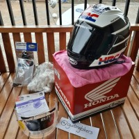 helm arai rx7x hrc limited edition second like new size L not rr5 rr4