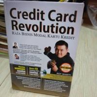 jual buku credit card Revolution raja bisnis modal kartu kredit