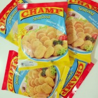 Champ Seafood Nugget - Chachashopsby Frozenfood