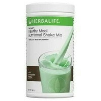 Herbalifee Shake mix choco mint / coklat mint - GOJEK READY
