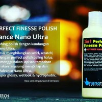 Jual 2in1 Perfect Polish + Advance nano / Ultimate compound / Wax / Coating Murah