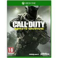 Game Xbox One Call of Duty Infinite Warfare