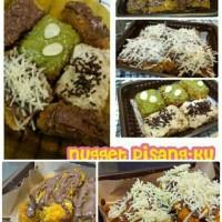 Jual Pisang Kriuk/Nugget BANANAZ toping greentea /tiramisu /chocomaltine Murah