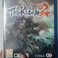 Jual Kaset game PS vita - Toukiden 2 Murah