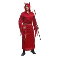 Jual Halloween Costume Red Devils Murah