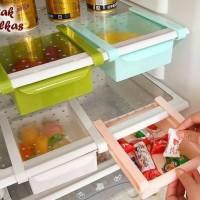 Rak Kulkas Portable/ Rak khusus di Kulkas Biar tidak makan tempat
