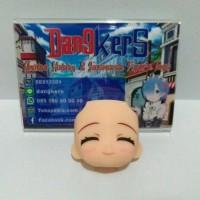 Jual Split Part Nendoroid Face Smile ORIGINAL Murah