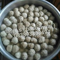 Jual BAKSO AYAM ( home made ) BASO AYAM Murah