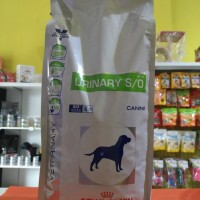 Jual Dog food royal canin for dog urinary 2kg SO Murah