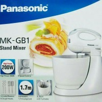 PROMO STAND MIXER PANASONIC MK-GB1WSR ORIGINAL