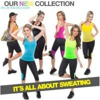 Hot Shaper Slimming Vest/ Singlet Pelangsing/ Hot Shaper Rompi Neotex