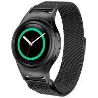 Milanese Loop Strap Band for SAMSUNG GEAR S2 SPORT include connector