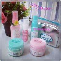 Cream Raj skincare Kosmetik Pemutih Pencerah Wajah Raj Skin Care BPOM