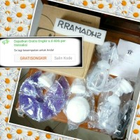 Jual Real Bubee Breast Pump Electric Dua Botol Murah
