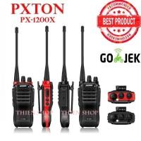 Handy Talkie (HT) PXTON PX-1200X, 4 Watt, Bukan Ht Baofeng,Ht Motorola