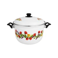 IDEAL Panci Oriental Stockpot Enamel 50 cm