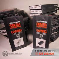 Soundcard Steelseries Siberia USB 7.1 OEM