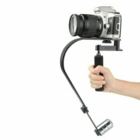 steadicam steadycam stabilizer camera / kamera gopro hp actioncam