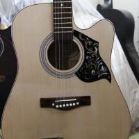 Gitar akustik PREMIUM yamaha f500 BANYAK BONUS GAN MURAHH