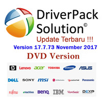 Driver Pack Solution DriverPack Solution Dengan Update Terbaru (DVD)