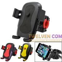 Harga phone holder automatic grip 360 universal holder untuk sepeda | WIKIPRICE INDONESIA