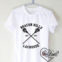 Kaos Beacon Hills Lacrosse Logo