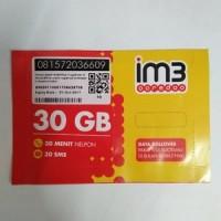 PERDANA DATA INDOSAT 30 GB SUDAH REGISTRASI