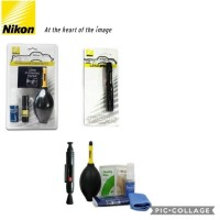 BLOWER CLEANING KIT SET NIKON FOR CAMERA LAPTOP GADGET MONITOR