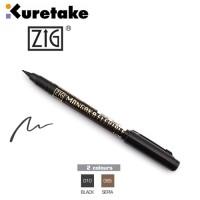 Jual Kuretake Zig Cartoonist Mangaka Flexible Pen - Fine Murah