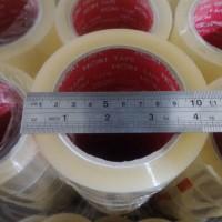 LAKBAN BENING/COKLAT HOKI TAPE 100 YARD FULL 72 ROLL