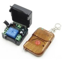 Wireless 1Ch T3 Ant RF Remote Control Switch Transmitter Receiver 12V