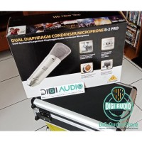 Behringer B-2 PRO [ B2 Pro ] Professional Condenser Microphone