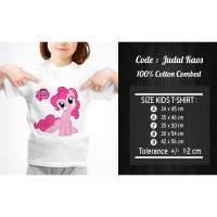 [TagAll Tokopedia] Kaos Anak / Baju Anak My Little Pony - 13