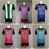 [TagAll Tokopedia] Baju Kaos Olahraga Jersey Bola Setelan Futsal