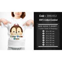 [TagAll Tokopedia] [HOT ITEM!!] Baju Anak / Kaos Disney Tsum-Tsum -