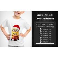 [TagAll Tokopedia] [PROMO] Kaos Anak Natal / Baju Anak Christmas