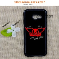 Jual Casing Samsung A5 2017 Aerosmith Art Hard Case Custom Murah