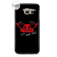 Jual Casing Samsung Galaxy S6 Aerosmith Art Hard Case Custom Murah