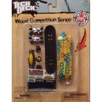 FINGERBOARD TECH DECK MINI SKATEBOARD WOOD COMPETION SERIES